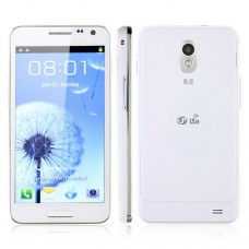E120L Smart Phone Android 4.0 MTK6577 Dual Core 3G GPS 4.7 Inch 8.0MP Camera- White