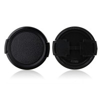 46mm Snap-on Lens Cap Hood Cover
