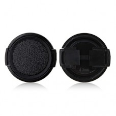43mm Snap-on Lens Cap Hood Cover