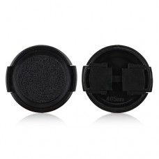 40.5mm Snap-on Lens Cap Hood Cover