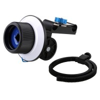 DSLR Follow Focus FF F1 for Video Camera Camcorder