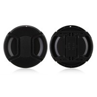 72mm Center Pinch Lens Cap Hood Cover