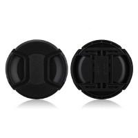 67mm Center Pinch Lens Cap Hood Cover
