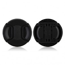 67mm Center Pinch Lens Cap Hood Cover