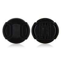 52mm Center Pinch Lens Cap Hood Cover