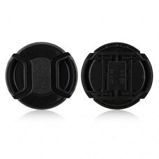 49mm Center Pinch Lens Cap Hood Cover