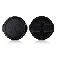 49mm Snap-on Lens Cap Hood Cover