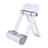 Cooyee Metal Speaker Stand  Made for iPad iPhone iPod