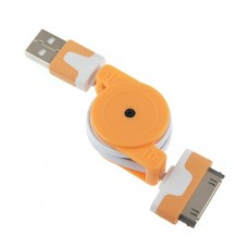 Portable 80cm Flexible Flat Cable for iPhone