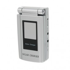 Portable 1400mAh Cell Phone Style Solar Power Bank