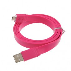 1m Micro USB To USB Wide Flat Cable
