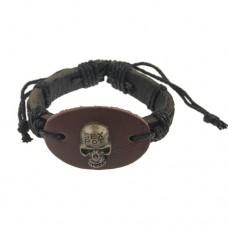 Vintage Style Skull Pattern Bracelet
