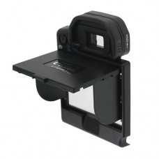 LCD Screen Hood Pop-up Shade Cover Protector for Canon EOS 5D Mark II