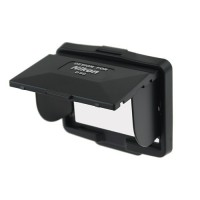 LCD Screen Hood Pop-up Shade Cover Protector for Nikon D90