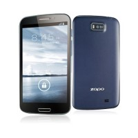 ZOPO Leader ZP900 Smart Phone 5.3 Inch IPS Screen Android 4.0 MTK6577 1G RAM 3G GPS- Dark Blue
