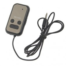 Mobile Phone Hands-free Transmitter with FM Transmitter,Headphone and Mic