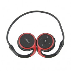 SX-610A Bluetooth v2.1 Stereo Headset- Black & Red