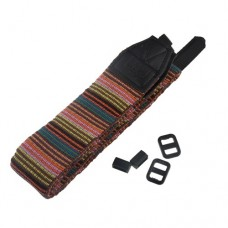 High Quality Camera Neck Shoulder Strap For DSLR Camera Stripe Woven Nylon Canvas Material