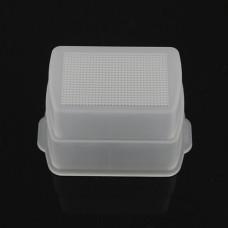 Meike Flash Diffuser  Accessories For Nikon SB 600  White