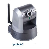 TENVIS IPROBOT 3 WIFI H.264 1.3 Megapixel IP Network Camera
