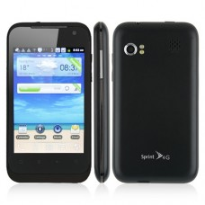 Mini G11 Smart Phone Android 2.3 MTK6515 1.0GHz WiFi 3.5 Inch- Black