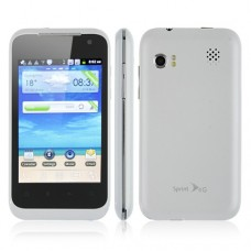 Mini G11 Smart Phone Android 2.3 MTK6515 1.0GHz WiFi 3.5 Inch- White