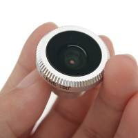 Magnetic 190° Wide Angle Fisheye Lens for iPhone 4/4S Mobile Phone Digital Camera