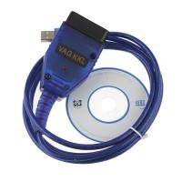 USB KKL VAG-COM For 409.1 VW/AUDI OBD2 Interface Cable
