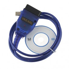USB KKL VAG-COM For 409.1 VW/AUDI OBD2 Interface Cable