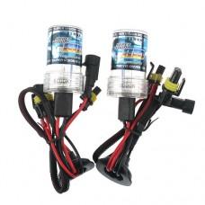 2pcs H1 8000K Xenon HID Headlight Bulbs
