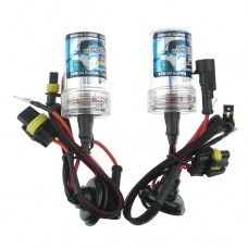 2pcs H11 8000K Xenon HID Headlight Bulbs