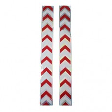Arrow Motorcycle Car Reflective Tapes Strips Sticker