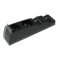 Quad Dock Charger Stand for PS3 Move Controller