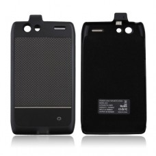2400mAh Battery Case for Motorola XT910