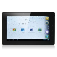 FreeLander PD20 Great Version GPS Tablet PC 7 Inch Android 4.0 1GB RAM 8GB 1080P The Second White Version