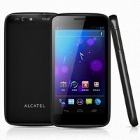 Alcatel AK47 Smart Phone Android 4.0 OMAP4460 1.2GHz 4.5 Inch 720P IPS Screen 3G GPS
