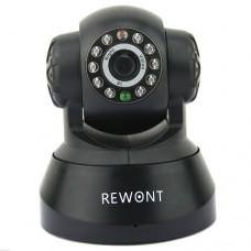 TENVIS REWONT WIRELESS IP CAMERA JPT3813W-B-USA Black