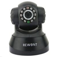 TENVIS REWONT WIRELESS IP CAMERA JPT3813W-B-AU Black