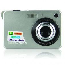 Max 10.0 Mega Pixels 4x Digital Zoom 2.7 Inch LCD Screen Digital Camera DSC-K09