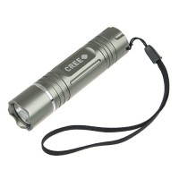TrustFire 802 CREE Q5 LED 180 Lumen Flashlight Torch 1-Mode 1xAA Battery