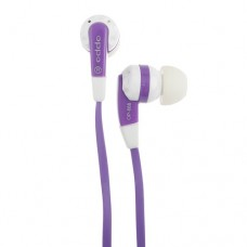OPPO-688 Fashion Stereo Headset Noodles Shape Flat Wire For MP3/ PC 2 Colors