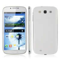 M Pai Royalty Note 2 Smart Phone Android 4.0 MTK6577 Dual Core 3G GPS 5.3 Inch QHD Screen- White