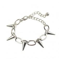 Cool Punk Style Sticker Bracelet Jewelry