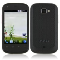 S720C Smart Phone Android 2.3 MTK6515 1.0GHz 3.5 Inch Capacitive Screen- Black