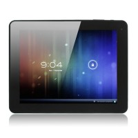 V920B 9.7 Inch Tablet PC RK3066 Dual Core Android 4.0.4 1GB RAM 16GB Dual Camera Bluetooth HDMI Silver