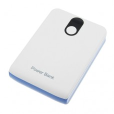 P1000 10400mAh Portable Mini USB Power Bank for iPhone iPad Tablet PC MP3