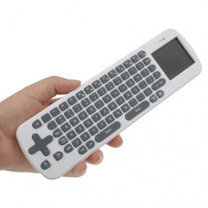 RC12 Air Mouse Presenter 2.4GHz + QWERTY Keyboard + Touch Panel for Tablet PC Android TV Box HTPC