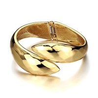 Fashion 18K Gold Plate Bracelet Bangle