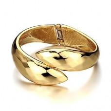 Fashion 18K Gold Plate Bracelet Bangle