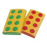 300P 14 x 8cm Pure Color Memo Pad